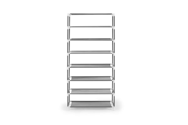 Ovela Stackable Shoe Rack and Storage Wardrobe