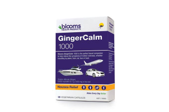 Henry Blooms GingerCalm 1000 Travel Pack 15vc