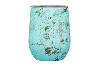 Corkcicle Stemless Bali Blue 350ml