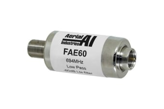 Aerial Industries -60Db 4G/Lte Filter 694Mhz