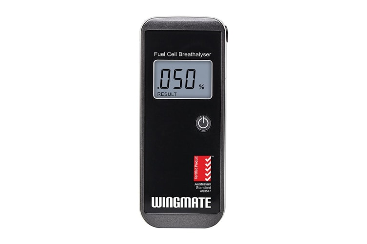 Andatech Wingmate Pro Fuel Cell Breathalyser