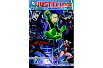 Justice League Beyond In Gods We Trust
