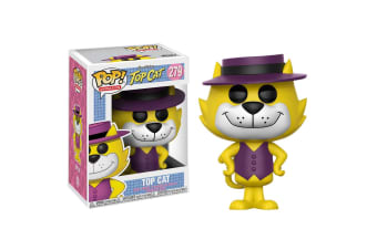 Hanna Barbera Top Cat (with chase) Pop! Vinyl