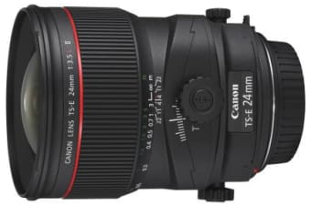 New Canon TS-E TSE 24mm 24 mm f/3.5 F3.5 L II (FREE DELIVERY + 1 YEAR AU WARRANTY)