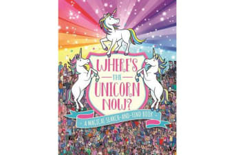 Where's the Unicorn Now? - A Magical Search-and-Find Book