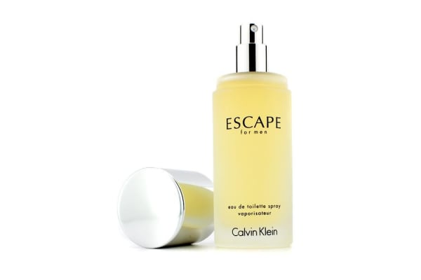 Calvin Klein Escape Eau De Toilette Spray (100ml/3.3oz)