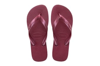 Havaianas Slim Thongs (Bordeaux)