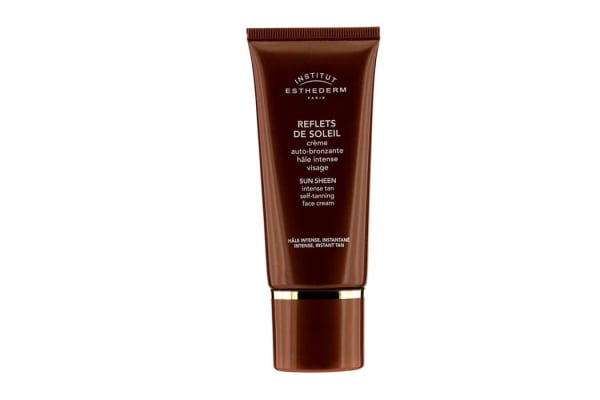 Esthederm Sun Sheen Self-Tanning Face Cream (Intense, Instant Tan) (50ml/1.7oz)