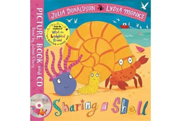Sharing a Shell - Book and CD Pack