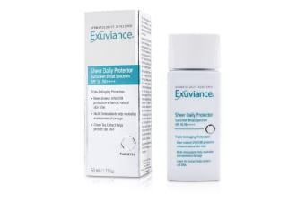 Exuviance Sheer Daily Protector PA++++ 50ml