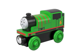 Thomas & Friends Real Wood Percy Engine
