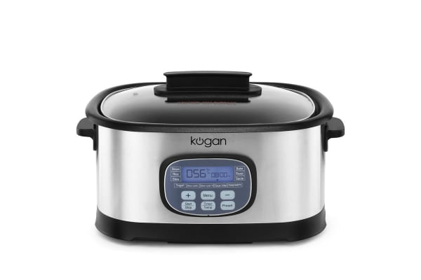 Kogan Multi Cooker with Sous Vide Starter Pack