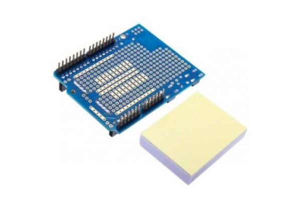 ProtoShield Prototype Extension Board With Mini Breadboard Experiment Plate For Arduino