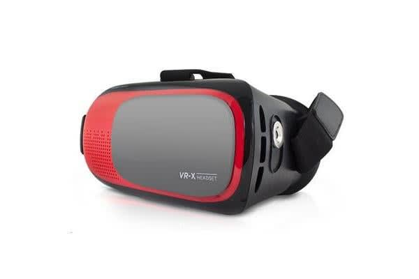 "Kaiser Baas VR Goggles for smart phones. Works with Devices 4"" - 6"""