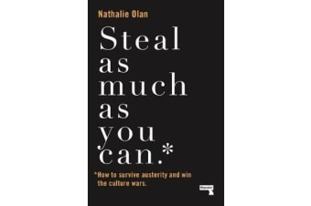 Steal as Much as You Can - How to Win the Culture Wars in an Age of Austerity