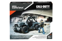 Mega Construx Call of Duty WWII ATV Ground Recon