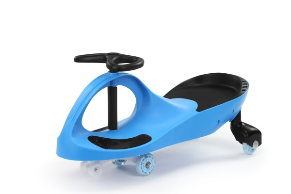 Kids Swing Car (Blue)