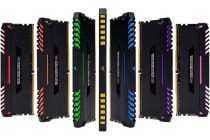 Corsair Vengeance RGB 32GB (2x16GB) DDR4 3000MHz C16 Desktop Gaming Memory