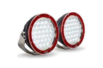 Red 185W LED Driving Lights