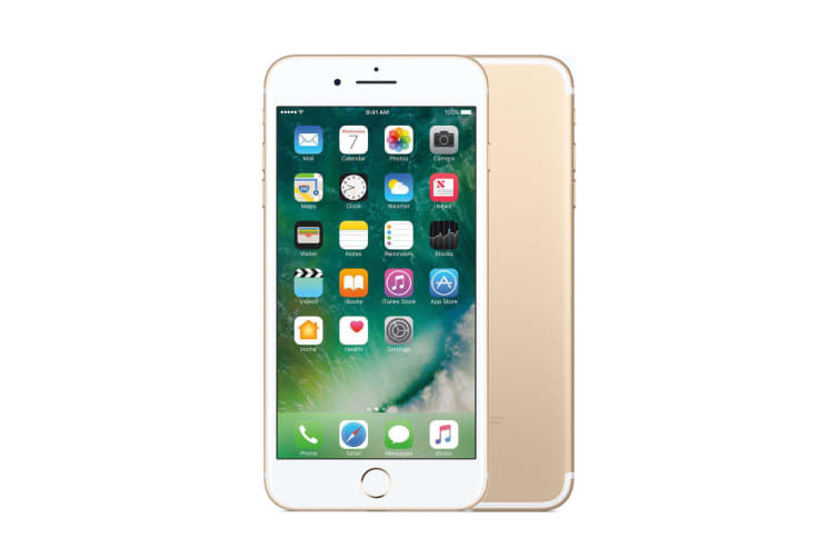 iPhone 7 - Gold 128GB - Refurbished Average Condition