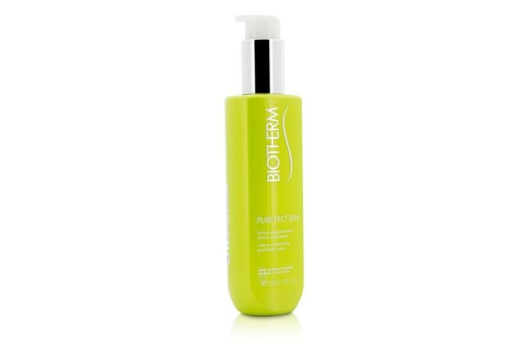 Biotherm Pure.Fect Skin Micro-Exfoliating Purifying Toner - Normal To Oily Skin 200ml