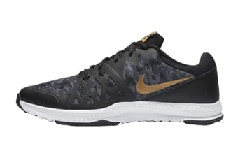 Nike Men's Air Epic Speed TR 2 SP Shoes (Black/Metallic Gold, Size 8)