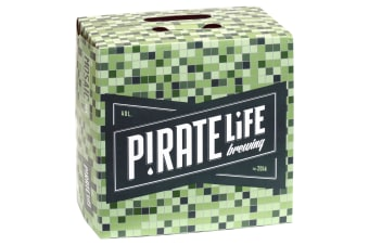 Pirate Life Mosaic IPA Beer 16 x 500mL