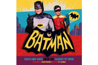 Batman - Facts and Stats from the Classic TV Show