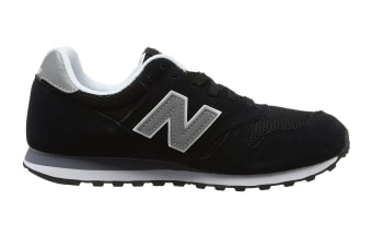 New Balance Men's 373 Shoe (Black, Size 8.5)