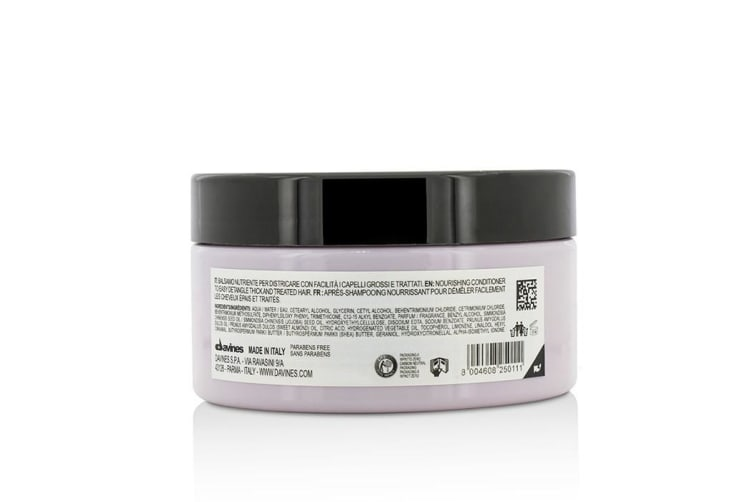 Davines Your Hair Assistant Prep Rich Balm Conditioner (For Thick and Treated Hair) 200ml