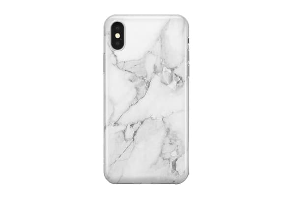 Recover for iPhone X/Xs - White Marble (REC032)