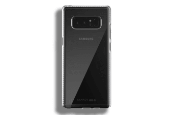 Tech21 Pure Clear Case for Samsung Galaxy Note 8 - Clear