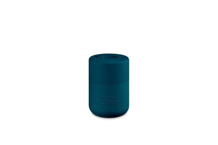 Frank Green Original Reusable Cup 230ml Marine Blue