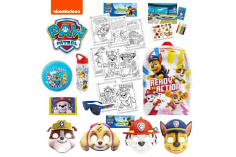 Paw Patrol Toy Bundle Showbag
