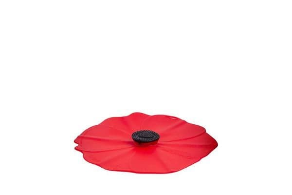 Charles Viancin Silicone Lid Poppy Large 28cm