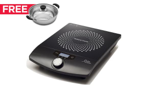 Kitchen Couture 2000W Induction Cooker + FREE Pot
