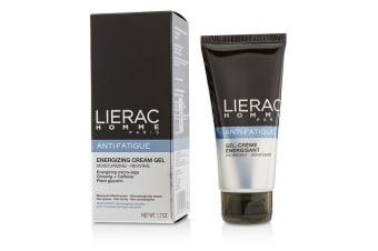 Lierac Homme Anti-Fatigue Energizing Cream Gel 50ml