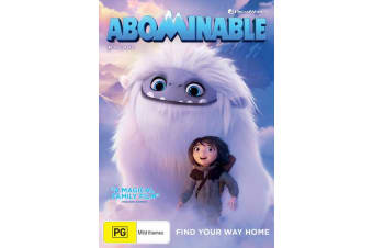 Abominable DVD Region 4