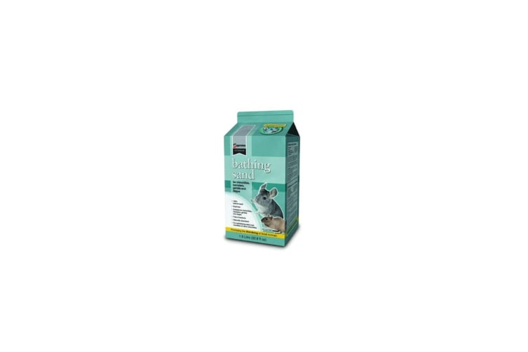 Science Small Pet Bathing Sand (May Vary) (1kg)