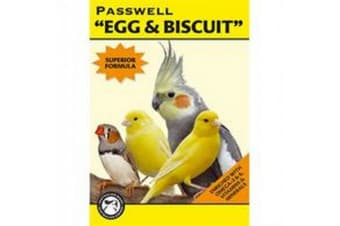 Passwell Egg and Biscuit - 500g