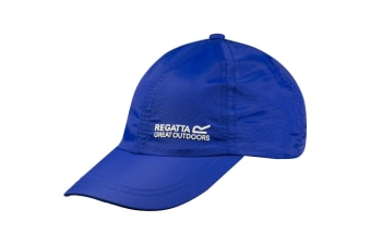 Regatta Great Outdoors Childrens/Kids Chevi Sports Cap (Surf Spray)