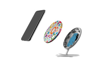 QI Wireless Charger For iPhone XR XS MAX Samsung Galaxy S10 S10+ S10e  Playful