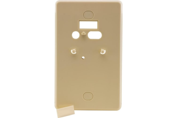 Phone Wall Plate For 610 & 611 Telephone Sockets