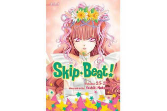 Skip Beat! (3-in-1 Edition), Vol. 9 - Includes Vols. 25, 26 & 27