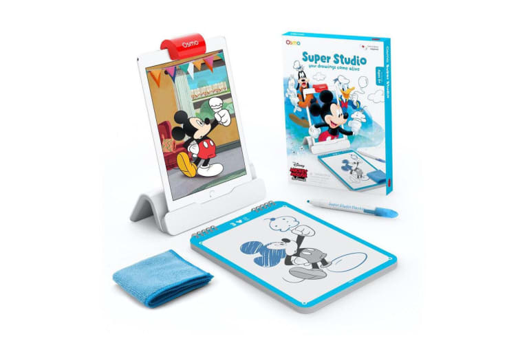 Osmo Super Studio Mickey Mouse & Friends for iPad 5y+ Educational Kids Drawing