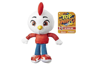 Playskool Top Wing Plush Rod