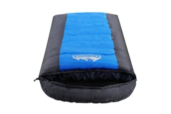 Sleeping Bag Bags Single Camping Hiking -20C Tent Winter Thermal