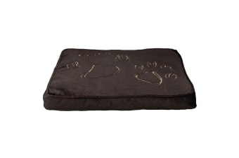 Trixie Milo Dog Cushion (Brown) (100 × 70 cm)