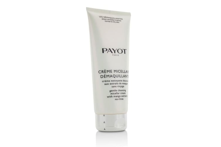 Payot Les Demaquillantes Creme Micellaire Demaquillante Gentle Cleansing Micellar Cream (Normal to Dry Skin) 200ml