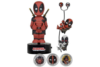 Deadpool Limited Edition Gift Set (Case Of 6) (Multicoloured)